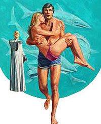 James Bond Illustrations